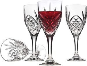 Godinger Dublin Wine Glasses and Decanter Set