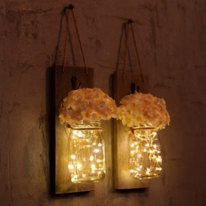 Vintage Styled sconce for Strip Lights