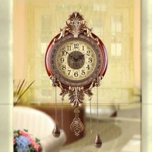 Vintage Style Round wall clock