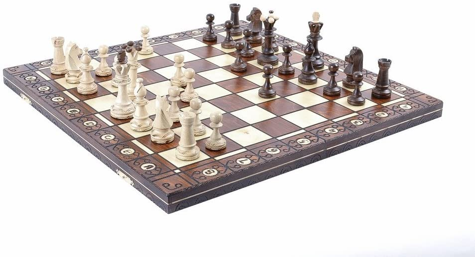 Wegiel Chess Set consul chess pieces